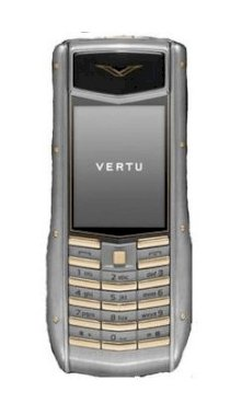 Vertu Ascent Ti Goldkey