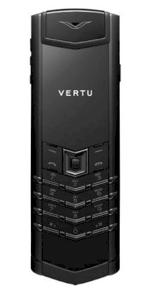 Vertu Signature S Pure Black