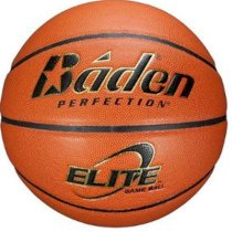Baden Perfection Elite Official Wide Channel Basketball