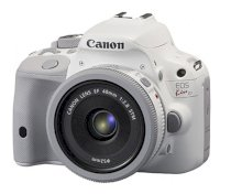 Canon EOS Kiss X7 (EOS 100D / EOS Rebel SL1) (EF 40mm F2.8 STM) Lens Kit