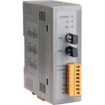ICP DAS I-2541 RS-232/422/485 to Fiber Optic Converter