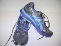 ASICS GEL-EXCEL 33 2 Womens Running Shoes Size 10 USED