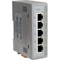 Unmanaged 5-Port Industrial Ethernet Switch, ICP DAS NS-205