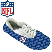 KR NFL Shoe Covers - New York Giants