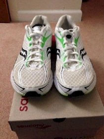 Saucony Fastwitch 5 Mens Size 12 Running Triathlon Shoes