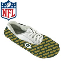 KR NFL Shoe Covers - Green Bay Packers