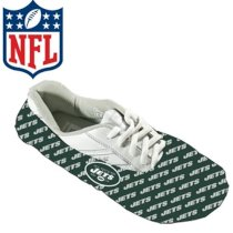 KR NFL Shoe Covers - New York Jets