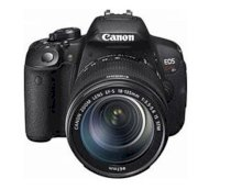 Canon EOS Kiss X7i (EOS 700D / EOS Rebel T5i) (EF-S 18-135mm F3.5-5.6 IS STM) Lens Kit