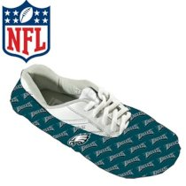 KR NFL Shoe Covers - Philadelphia Eagles