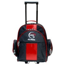 900 Global Value Single Ball Roller Bowling Bag - Red/Black