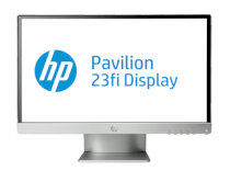 HP Pavilion 23fi 23inch Diagonal LED Backlit IPS Monitor (C7T77A7)