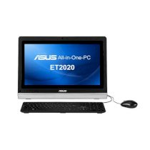 Máy tính Desktop Asus All in One PC ET2020INTI B002M (Intel Core i3-3220T 2.80GHz, RAM 4GB, HDD 500GB, NVidia GT720M, Display 20 Inch Multi Touch Screen LED)