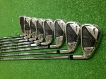 NEW Nike VRS Covert Iron Set 4-PW AW Steel Stiff RH