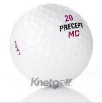 Precept MC Lady 60 Recycled Used Golf Balls Near Mint AAAA 4A Quality 5 Dozen