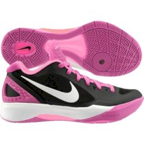 Nike Women's Volley Zoom Hyperspike Volleyball Shoe màu hồng