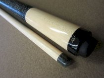J&J Natural Jump Break Pool Cue w/ Phenolic Tip/Ferrule