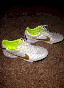 Nike Tiempo Mystic Iv Indoor Soccer Shoes US:9
