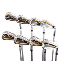 New Nike Sumo/Sumo2 Iron Set 3i-SW (No 7i or PW) R-Flex Graphite RH