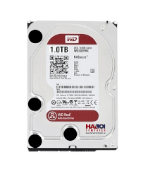 Western Digital Red 1TB-7200rpm-64MB cache  SATA 3 (WD10EFRX )