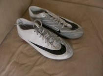 Nike Superfly size 10 soccer shoes,cleats mercurial vapor