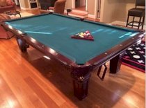 Olhausen Pool table (9 Ft.)