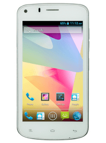 Gionee Pioneer P3 White