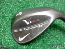 Nike Forged VR II Pro X3X Victory Red 60 degree Lob Wedge Raw Gunmetal finish