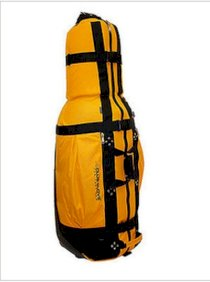 Club Glove 2011 Last Bag Golf Travel Bag Sungold