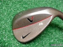Tour Issue Raw Nike Forged VR Victory Red 56 degree Sand Wedge SW