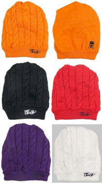 Dance With Dragon DWD 2012 Fall & Winter Model Neck Warmer Feature Watch Knit Cap