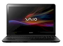 Sony Vaio Fit 15E SVF-15328SG/B (Intel Core i5-4200U 1.6GHz, 4GB RAM, 500GB HDD, VGA NVIDIA GeForce GT 740M / Intel HD Graphics 4400, 15.5 inch, Windows 8.1 64 bit)