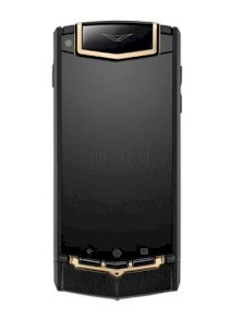 Vertu Ti Titanium Pure Black Red Gold mixed Metals