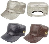 Dance With Dragon DWD 2012 Fall & Winter Model Python De Gaulle Cap