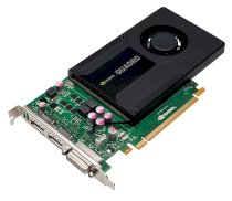 NVIDIA Quadro K2000 2GB GDDR5 PCI Express 2.0 x16