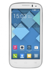 Alcatel One Touch 5036D POP C5 (White)