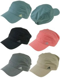 Adidas Golf Japan 2012 Fall & Winter Model Melange De Gaulle Cap