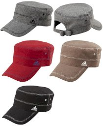 Adidas Golf Japan 2013 Fall & Winter Wool De Gaulle Cap