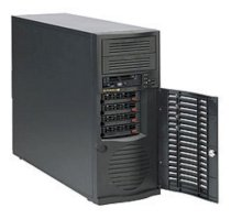 Supermicro SuperChassis CSE-733TQ-665B Mid-Tower