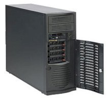 Supermicro SuperChassis CSE-733T-465B Mid-Tower