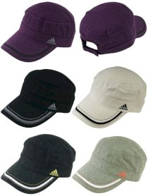 Adidas Golf Japan 2012 Fall & Winter Model Wool De Gaulle Cap