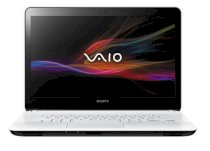 Sony Vaio Fit 14E SVF-14214CX/W (Intel Core i5-3337U 1.8GHz, 6GB RAM, 750GB HDD, VGA Intel HD Graphics 4000, 14 inch, Windows 8 64 bit)