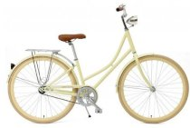 Critical Cycles Step-Thru Urban Commuter Bicycle - Single Speed