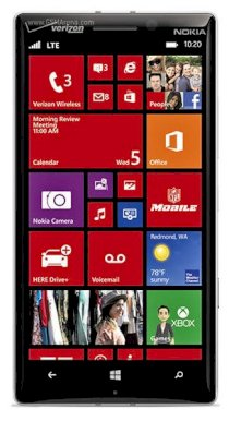 Nokia Lumia 929 (Lumia Icon) White Verizon