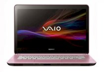 Sony Vaio SVF-14A14CX/P (Intel Core i5-3337U 1.8GHz, 4GB RAM, 508GB (8GB SSD + 500GB HDD), VGA Intel HD Graphics 4000, 14 inch Touch Screen, Windows 8 64 bit)