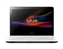Sony Vaio Fit 14E SVF-1421PSG/W (Intel Pentium 2117U 1.8GHz, 2GB RAM, 500GB HDD, VGA Intel HD Graphics, 14 inch, Windows 8 64 bit)