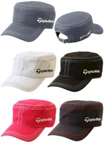 Taylormade Golf Japan 2012 Spring Summer Model De Gaulle Cap