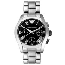 Emporio Armani Midsize AR0674 Chronograph Stainless Steel Watch