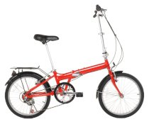 "Vilano AVANTI 20"" Lightweight Aluminum Folding Bike"
