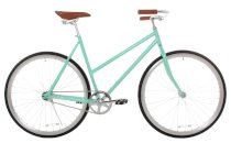 Women's Classic Urban Commuter Single Speed Bike Fixie