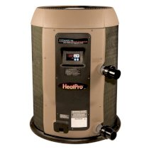 Hayward HP20654T HeatPro 65,000 BTU, 230V, Titanium, Digital, Pool and Spa Heat Pump